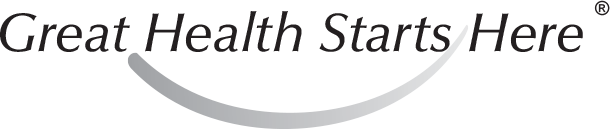 great health starts here Logo